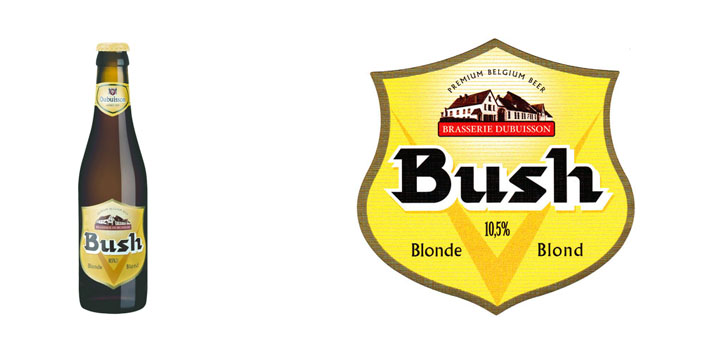 Bush Blonde   belga sör